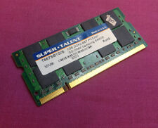 1 go super talent t667sb1g / S PC2-5300 667MHz DDR2 200 broches mémoire sodimm laptop memory