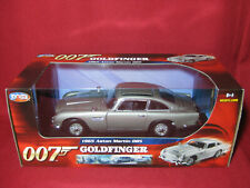 1:18 1965 Aston Martin DB5 James Bond Goldfinger 007 Ertl Joyride RC2 Diecast