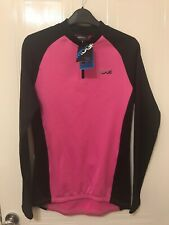 """Womens Long Sleeved Cycle Top size 10 36-38"""" Chest"""