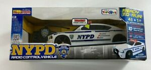 NYPD  Radio Control Vehicle Battery New In Box