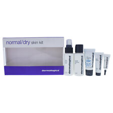 Normal Dry Skin Kit by Dermalogical - 5 Pc 1.7oz Special Cleansing Gel & More