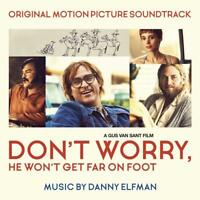 Dont Worry He Wont Get Far On Foot - Danny Elfman [CD]