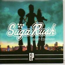 (AK349) Suga Rush Beat Company, EP - DJ CD