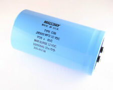 280000uF 10V Mallory CGS Large Can Aluminum Electrolytic Capacitor mfd DC