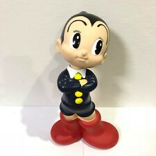 "Astro Boy Atom Robot Doll Action Model Figurine 16"" Suit Student Japan"