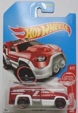 2017 Hot Wheels RED EDITION 4/12 Rescue Duty (Target Exclusive)