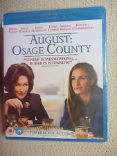 August: Osage County (Blu-ray, 2013)  NEW SEALED 1st Class Post!