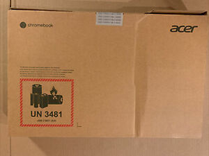 "Acer 2 n 1 Chromebook R 13 Touch CB5-312T-K95W 13.3"" MT8173 4 GB Silver"