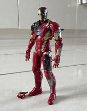 Guerra Civil Leyendas De Marvel Iron Man (battle Damaged)