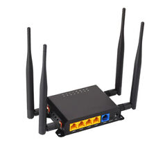 4G LTE Modem WiFi Router With SIM Card Slot Access Point 128MB Openwrt Car H5R1