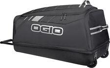 OGIO SHOCK WHEELED BAG MOTOCROSS GEAR BAG STEALTH BLACK LUGGAGE BAG BIKE UTV ATV