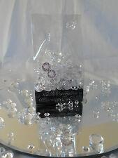 Diamond Confetti Crystal Scatter Table Decoration Acrylic Gem Party Wedding