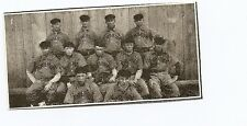 Henderson Blue Birds 1904 Team Picture Baseball