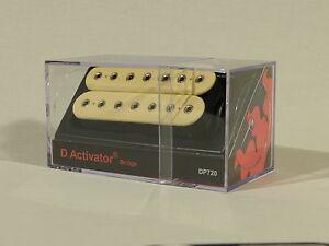 DiMarzio D Activator 7 Neck & Bridge P/ups in Various Colours DP720 / DP719
