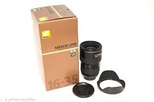 Nikon AF-S Zoom-Nikkor 16-35 mm f/4 G ED VR