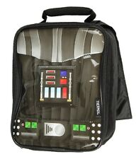 *NEW* Thermos Darth Vader Lunch Bag Box Tote with Cool Cape!! Star Wars Soft Kit