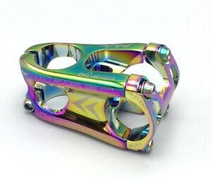 KRSEC MTB DH road Bike Stems 31.8*50mm 0° Short Stem diamond Top cap spander set