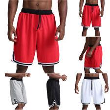 Men Elasticated Waist Sport Bottom Jogger Short Pants Basketball Shorts Trousers