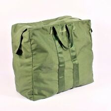Aviator (Flyer's) Kit Bag Nylon USGI (Large Duffel) OD Green NEW