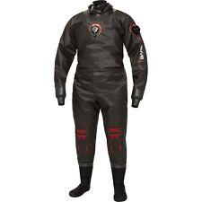 BARE Nex-Gen Pro Dry Scuba Diving Drysuit: XSmall