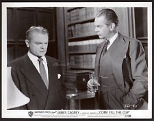 JAMES CAGNEY & RAYMOND MASSEY Come Fill the Cup 1951 VINTAGE ORIG PHOTO