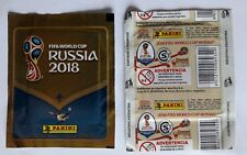 PANINI WORLD CUP RUSSIA 2018 - ARGENTINA VERSION PACKET BUSTINA TUTE POCHETTE