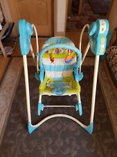 Fisher price 3 in 1 Swing 'n Rocker baby swing