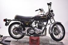 1975 Norton Commando 850 MKIII Unregistered US Import Barn Find Spates Repair