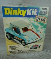 Dinky Toys 1014 Beach Buggy Die Cast Model Kit Vintage 1975
