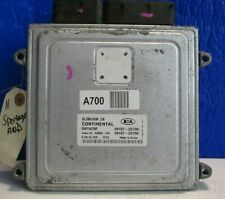 OEM 2010 2011 Kia SPORTAGE ECU ECM ELECTRONIC CONTROL UNIT Computer 39107-2G700