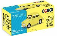 Corgi Va05808 Morris Minor 1000 60th Anniversary Collection Model Highway Yello
