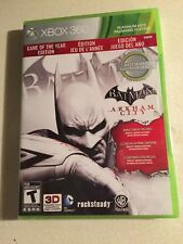 Batman Arkham city xbox 360 game