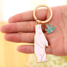 Fashion Girls Animal Alloy Metal Keyfob Gift Car Keyring Keychain Key Chain Ring