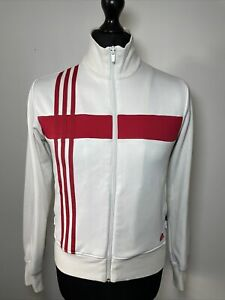 Adidas Germany World Cup 2006 Women's ENGLAND Track Tracksuit Jacket Top 14 M-L