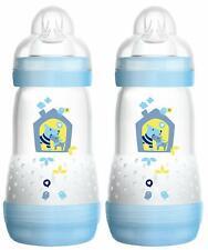 MAM 99921511 Biberon Anticolica da 260 ml Confezione doppia Bambino Tetarella 1