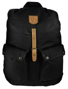 NEW Fjallraven Greenland Backpack Large G-1000 Heavy Duty Top Loading Drawstring