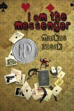 I Am the Messenger by Markus Zusak (2005, Hardcover)