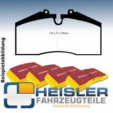 TEXTAR Pastiglie 3.8 Carrera S 355//381//385 CV ANTERIORE WAKO PORSCHE 911 997