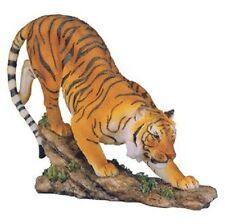 """8"""" Bengal Tiger Statue Figurine Safari Wildlife Wild Cat Animal Figure Nature"""