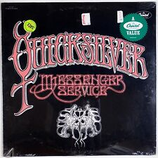 QUICKSILVER MESSENGER SERVICE: Self Titled '80 PSYCH Capitol RE Vinyl lp SEALED!