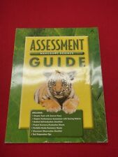 Assessment Harcourt Science Guide Elementary Student Workbook