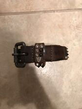 HTC Hollywood Trading Company Studs Belt