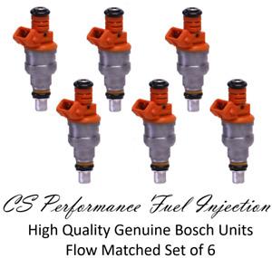Bosch Combustible Inyectores Juego Para 92-2000 Dodge Caravan 3.0 V6 93 94 95 96