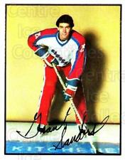 1984-85 Kitchener Rangers #28 Grant Sanders