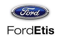 FORD ETIS 2015 TIS WORKSHOP MANUALS
