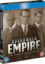 Boardwalk Empire - Season 4 Bluray Collection Steve Buscemi Brand New and Sealed