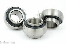 Go Kart Mounted Bearing 40mm Cart 40 mm Metric Set of 3