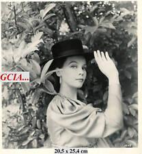 L.CARON - M.G.M. -CARTOLINE- 1950 '
