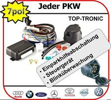 Elektrosatz Anhängerkupplung 7 polig Top-Tronic Blinküberwachung AHK