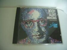 WOODY ALLEN'S FILM STARDUST MEMORIES CD FLASH BACK LASER GERMANY PRESS.FBL 0905.
